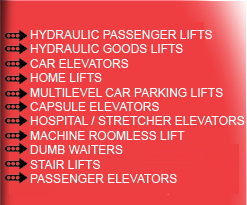 Hydraulic Lifts Manufacturers